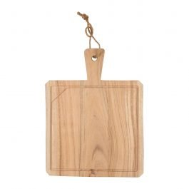Small Wooden Chopping Board with Handle