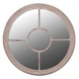 Circular Window Mirror