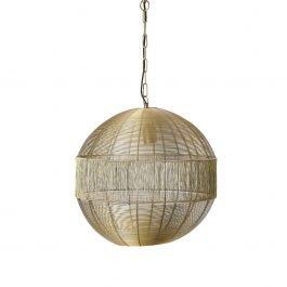 Pilka Light-Gold Hanging Lamp