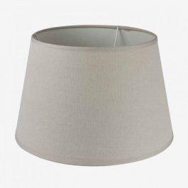 Mole Linen Round Lampshade