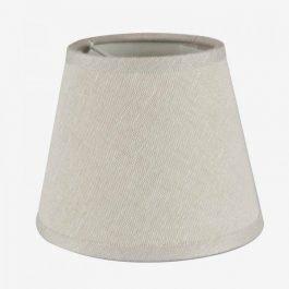 Mole Linen Candle Bulb Lampshade