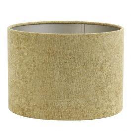Fancy Gold Cylinder Shade