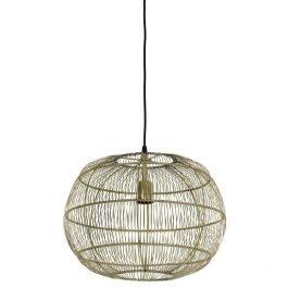 Vedhira Bronze Hanging Lamp
