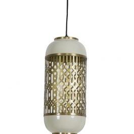 Rohat Warm Grey Hanging Lamp