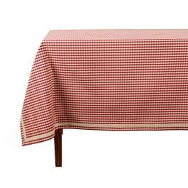 Mami Tile Red Tablecloth